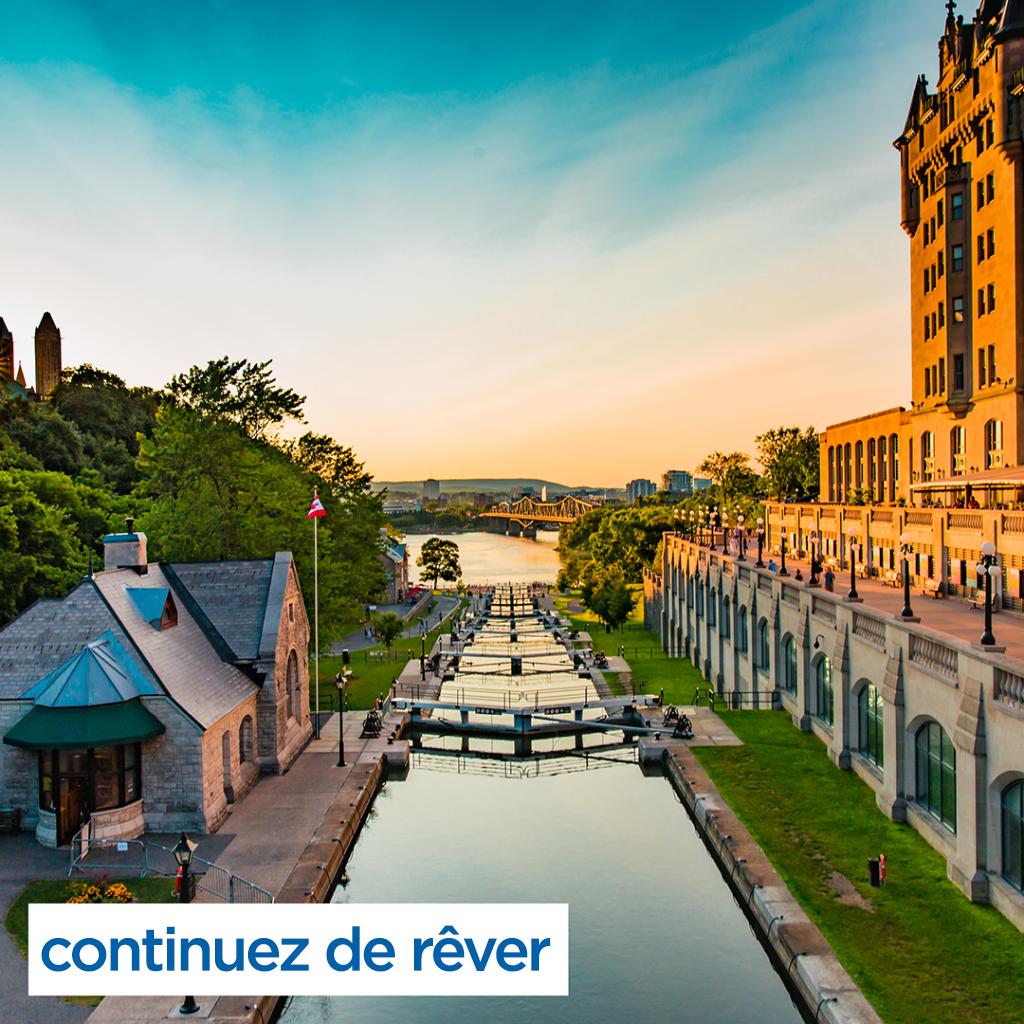 Canal Rideau.